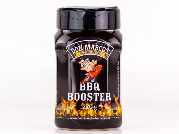 Don Marco´s BBQ Booster BBQ Rub, 220g