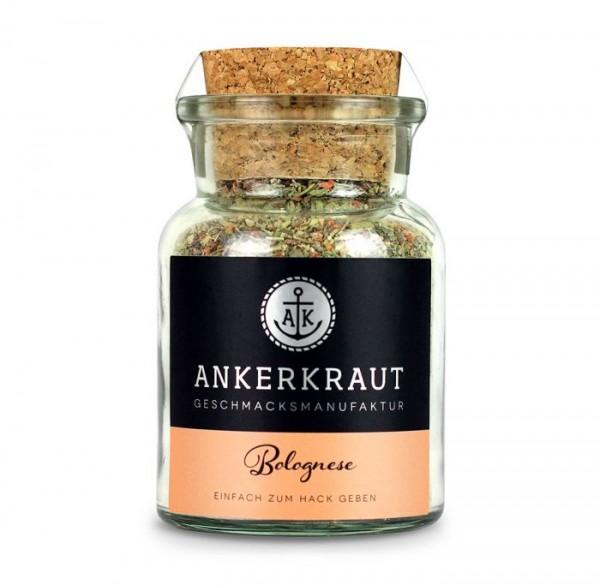 Ankerkraut Bolognese im Korkenglas, 100g