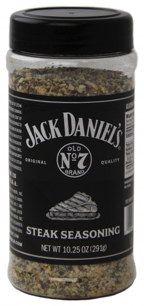 Jack Daniel`s Steak Seasoning, 294g