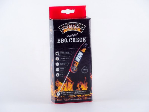 Don Marco´s BBQ Check Thermometer