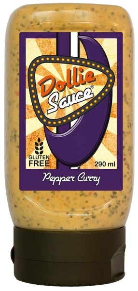 Dollie Sauce Pepper Curry, 290ml
