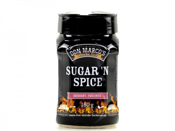 Don Marco´s Sugar`n Spice Gewürz, 180g
