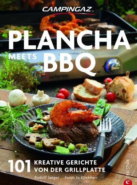 Campingaz Grillbuch Plancha meets BBQ