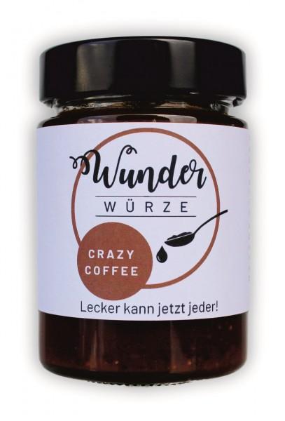 Wunderwürze Crazy Coffee, 165 g