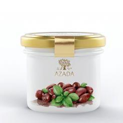 Azada-Tapenade mit schwarzen Oliven und Basilikum, 100g