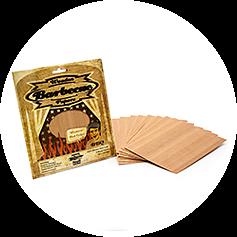 Axtschlag Wood Paper Western Red Cedar 8er Set