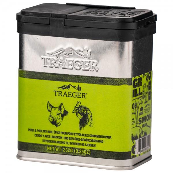 Traeger Pork & Poultry Rub, 262g