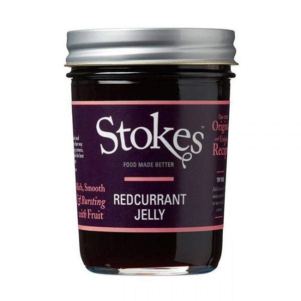 Stokes Redcurrant Jelly, 250g