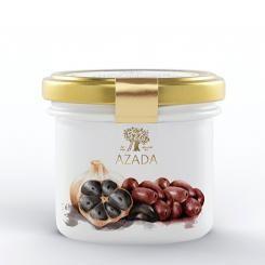 Azada-Tapenade mit schwarzen Oliven und schwarzem Knoblauch, 100g