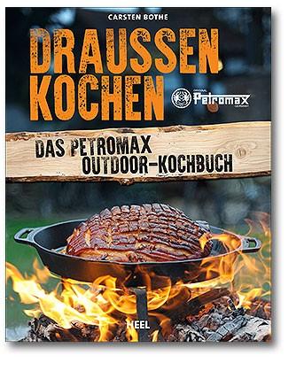 """Petromax Outdoor Kochbuch """"Draussen kochen"""""""