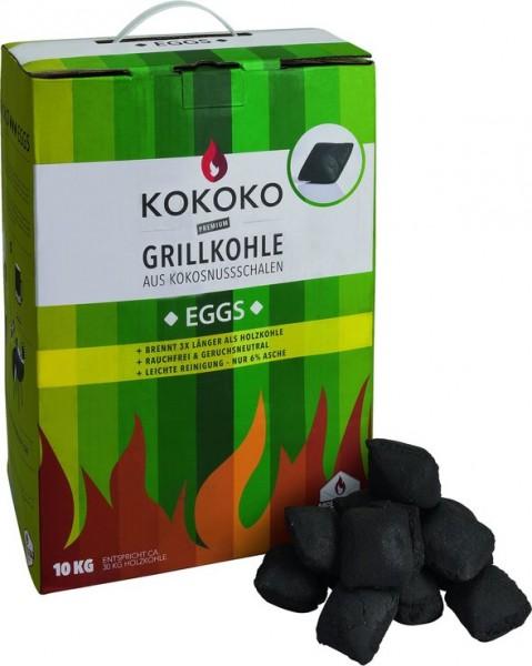 McBrikett Kokoko Eggs 10kg