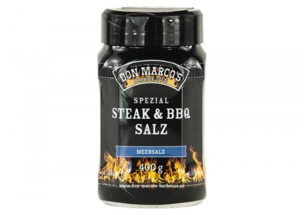 "Don Marco´s Spezial Steak & BBQ Salz ""Meersalz"", 400g"