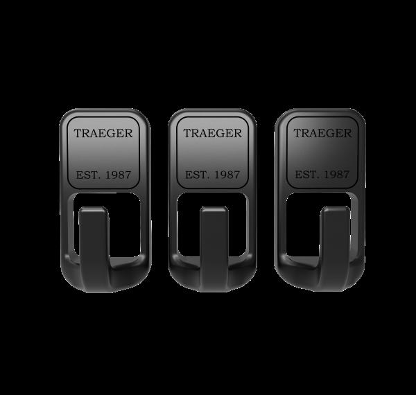 Traeger Magnethalter für Zubehör, 3er Set