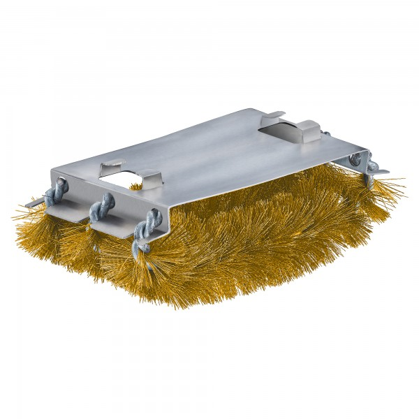 Rösle Ersatzbürste SlideX Brass