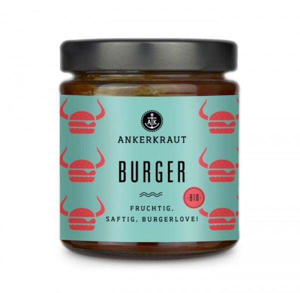 Ankerkraut Burger Sauce im Glas, 170ml