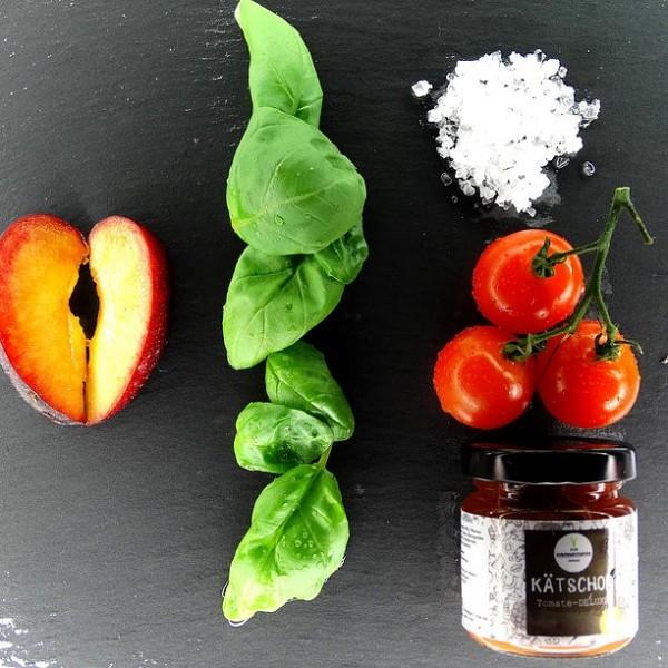 KÄTSCHOP Tomate-Deluxe, 50ml