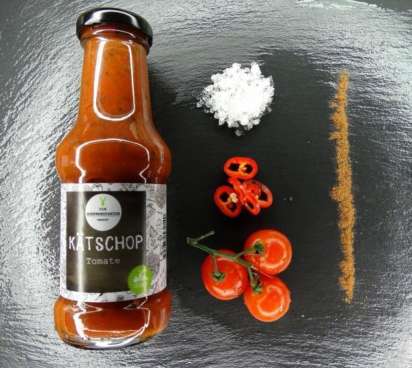 KÄTSCHOP Tomate, 250ml