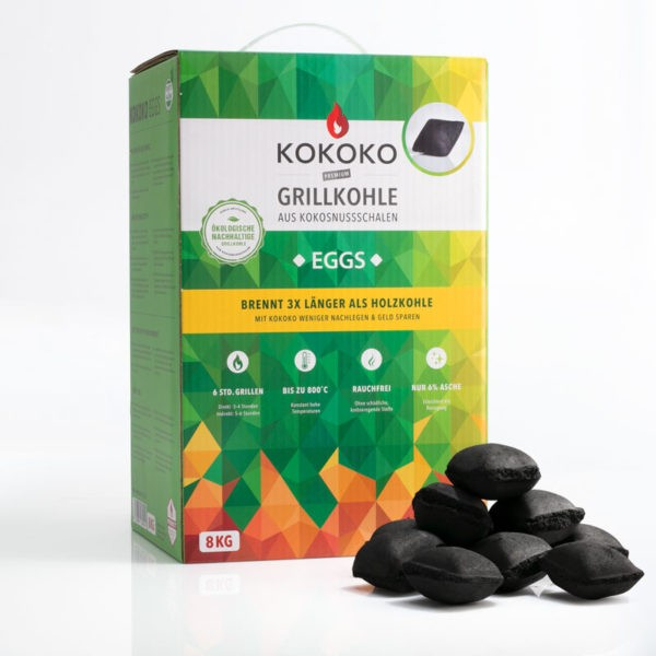 McBrikett Kokoko Eggs 8kg