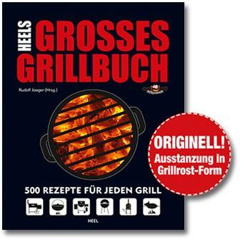 Heels Großes Grillbuch