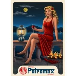 Petromax Retro Blechschild