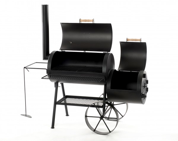 "Joe`s Barbecue Smoker 16"" Tradition"