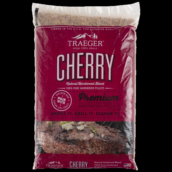 Traeger Hartholz Pellets Cherry, 9kg Beutel