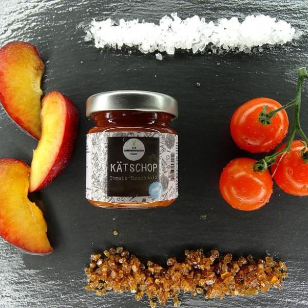 KÄTSCHOP Tomate-Rauchsalz, 50ml