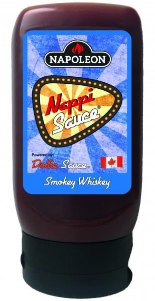Nappi Sauce - Smokey Whiskey, 300ml
