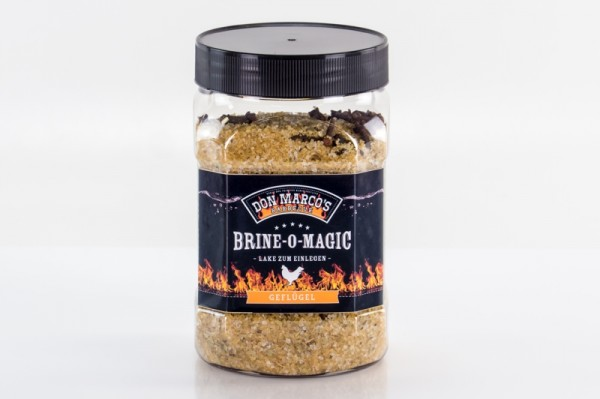Don Marco´s Brine-O-Magic für Geflügel