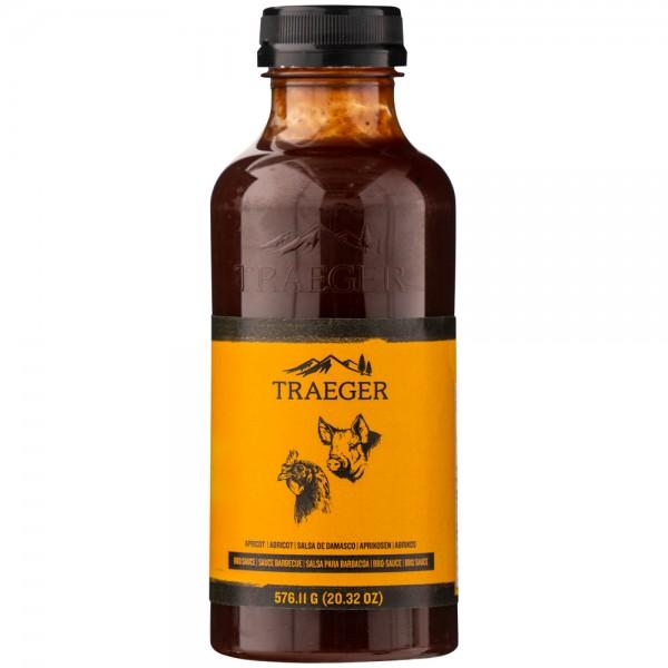 Traeger Apricot Glaze BBQ Sauce, 473ml