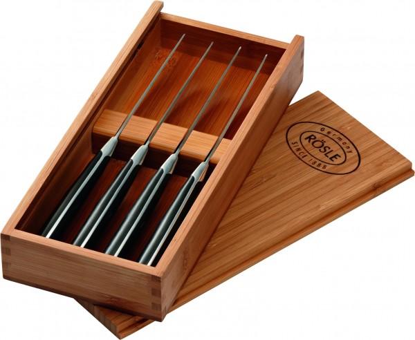 Rösle Steakmesser 4er Set