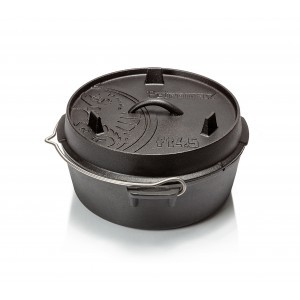 Petromax Feuertopf 4.5 (Dutch Oven) ohne Füße