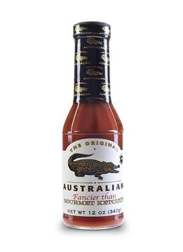 The Original Australian BBQ Sauce, 355ml