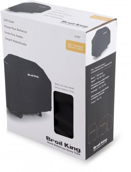 Broil King Premium Schutzhülle für Sovereign 390, Signet 300er & Baron 400er Serie
