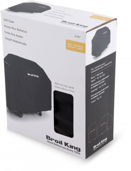 Broil King Schutzhülle für SOVEREIGN™ 390 SIGNET™ 300er Serie, BARON™ 400er Serie