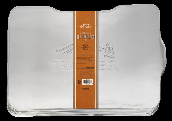 Traeger Ablaufblechschutzfolie für Ironwood 650, 5er Set