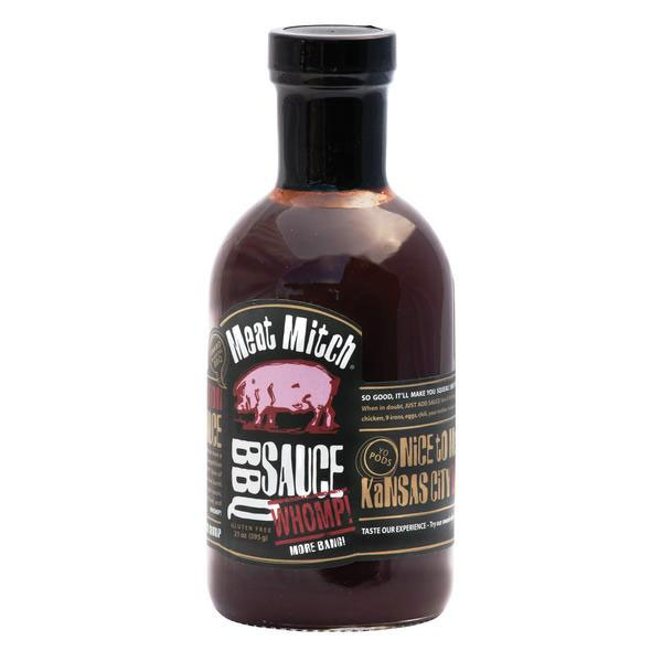 Meat Mitch Whomp Competition BBQ Sauce , 450ml