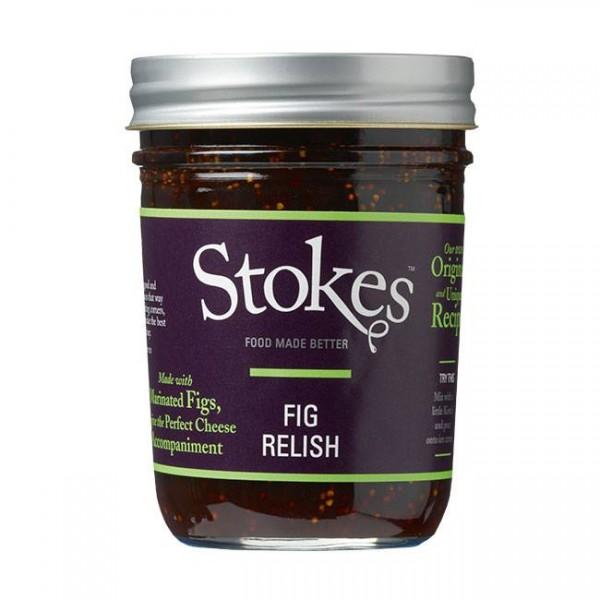 Stokes Fig Relish, 250g