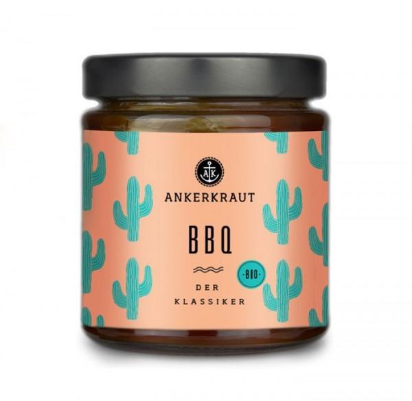 Ankerkraut BBQ Sauce im Glas, 170ml