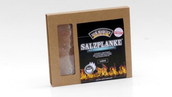 Don Marco´s original Salzplanke XL