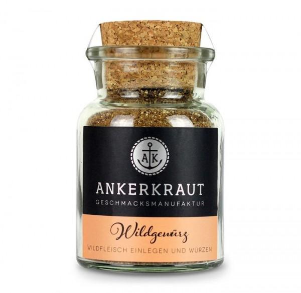 Ankerkraut Wildgewürz im Korkenglas, 85g