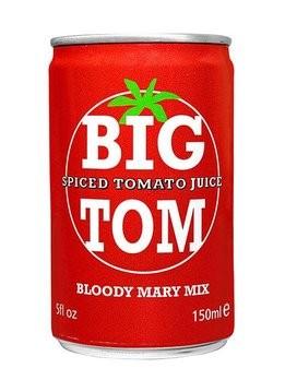 Big Tom Tomato Juice, 150ml