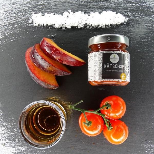 KÄTSCHOP Tomate-Whiskey, 50ml
