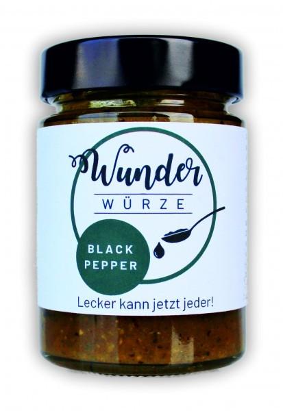 Wunderwürze Black Pepper, 165 g