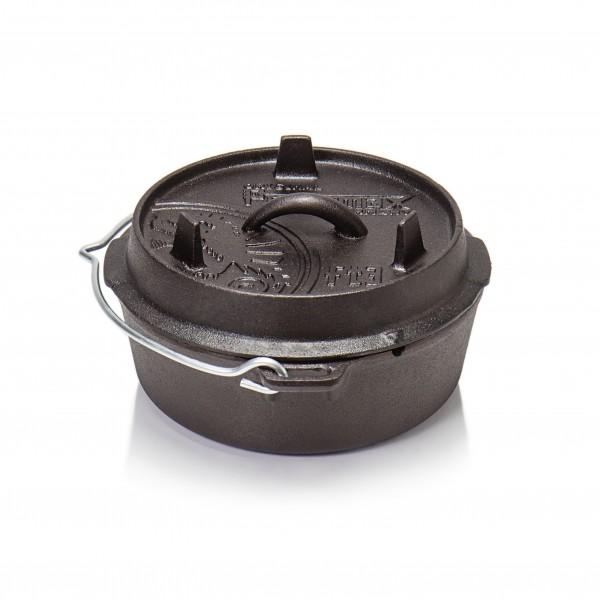 Petromax Feuertopf ft3-t (Dutch Oven) ohne Füße