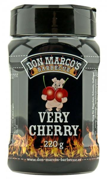 Don Marco´s Very Cherry BBQ Rub, 220g