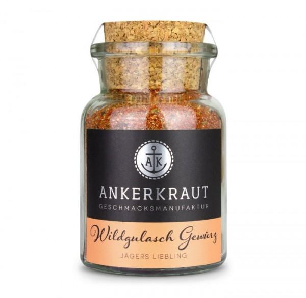 Ankerkraut Wildgulasch Gewürz im Korkenglas, 85g