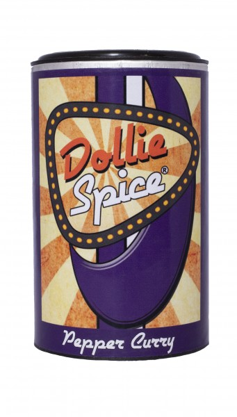 Dollie Spice Pepper Curry, 120g