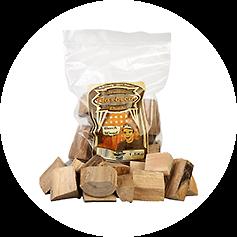 Axtschlag Wood Chunks Beech, 1,5kg