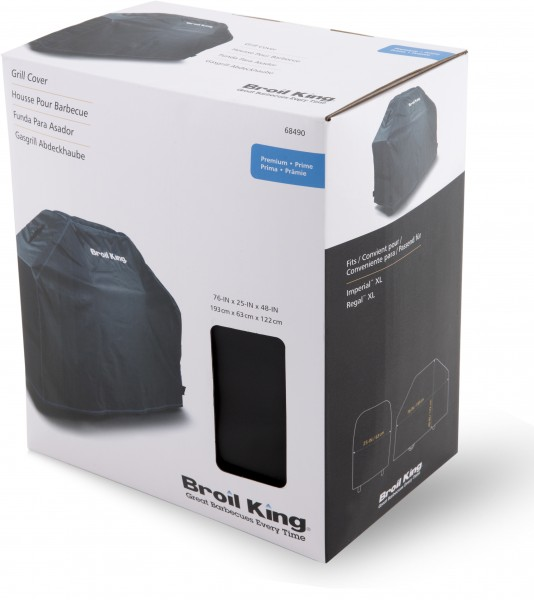 Broil King Premium Schutzhülle für Imperial & Regal 600er Serie
